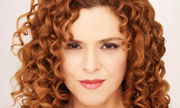 New Jersey Performing Arts Center/NJPAC-Prudential Hall - NJPAC: Performer Bernadette Peters at New Jersey Performing Arts Center/NJPAC-Prudential Hall