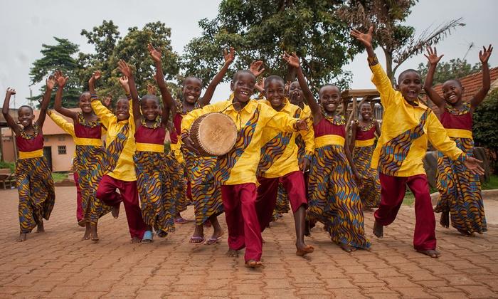 Miramar Cultural Center  - Miramar Town Center: African Children's Choir at Miramar Cultural Center