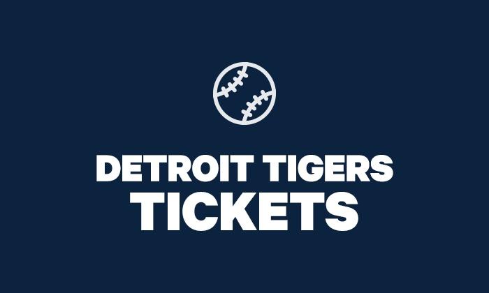 Detroit Tigers Detroit Tigers Groupon