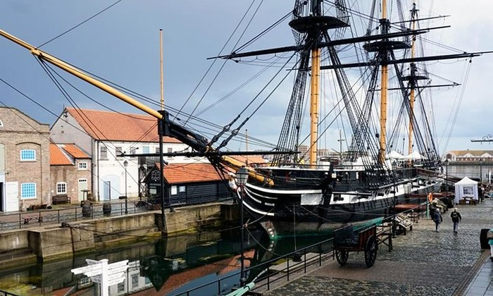 The National Museum Of The Royal Navy Hartlepool