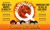 Tickets to see Avenue Q