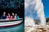 Waitomo Caves and Rotorua including Te Puia - Small Group Tour from...