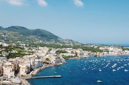 Deal Esperienze Groupon.it Escursione costiera da Salerno: escursione privata di un giorno a Napoli