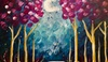 Paint and Sip: Enchanted Evening Under the Moonlight