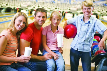 $30 For A 2-Hour Bowling Package For Up To 6 People (Includes Shoe Rental) (Reg. $60)