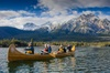 Wild Current Canoe Adventure at Pyramid Lake
