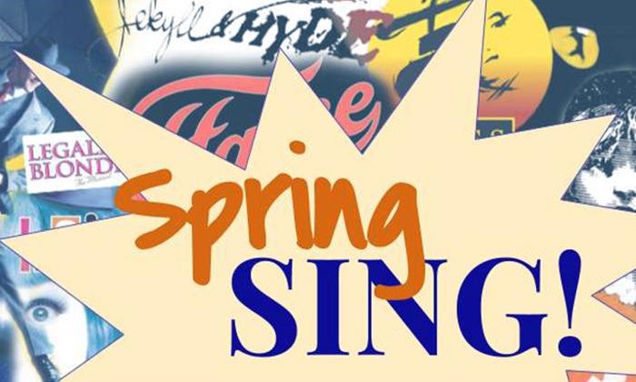 NextDoor Center for the Arts - Winchester Highlands: Spring Sing! -- NextDoor Theater Benefit Concert at NextDoor Center for the Arts
