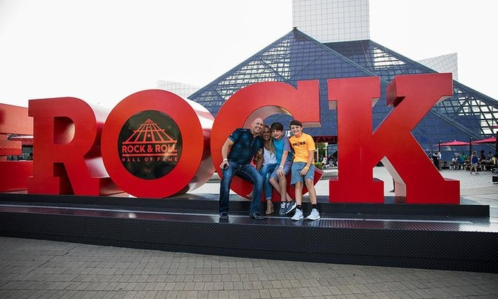 Rock And Roll Hall Of Fame Admission Discount