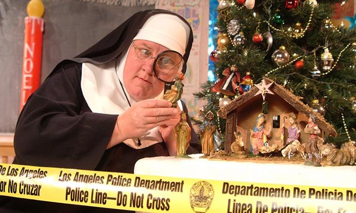 Laguna Playhouse - Main Beach: Sister's Christmas Catechism: The Mystery of the Magi's Gold at Laguna Playhouse
