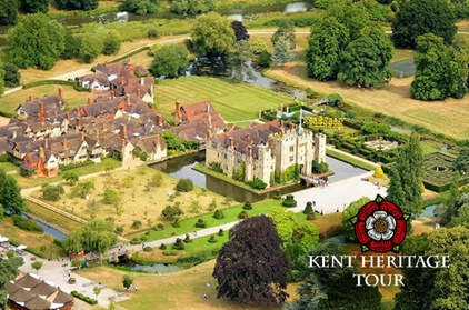 Experience: Kent Heritage Helicopter Tour For just: £355.0