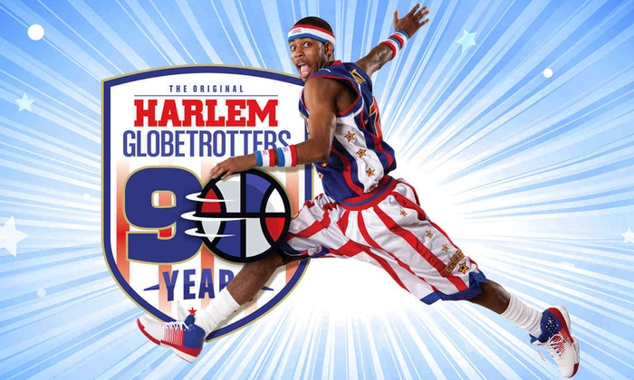 T-Mobile Arena - MGM Grand Garden Arena: Harlem Globetrotters: 90th Anniversary World Tour at T-Mobile Arena