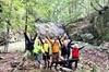 Guided E Bike Tour - Unicorn Falls & National Park