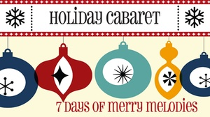 Phoenix Theatre - Hormel Black Box Theatre: Holiday Cabaret with Maestro Jeff Kennedy at Phoenix Theatre - Hormel Black Box Theatre