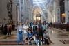 Vaticano saltafila: tour per piccoli gruppi dei Musei Vaticani, del...