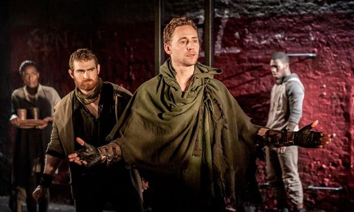 Irvine Barclay Theatre - University of California, Irvine: National Theatre Live Screening: Coriolanus at Irvine Barclay Theatre