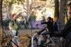 Berliner Street-Art private Fahrradtour