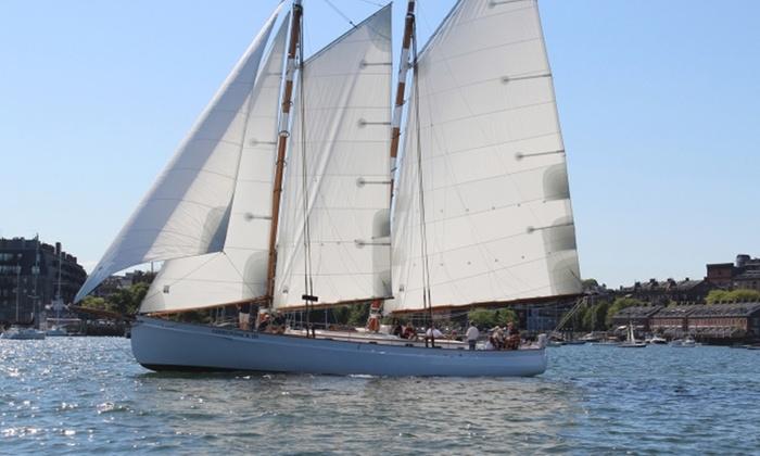 974abc86ba1 Classic Day Sail Aboard Adirondack III