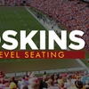 Washington Redskins Club Level Seating (Preseason)