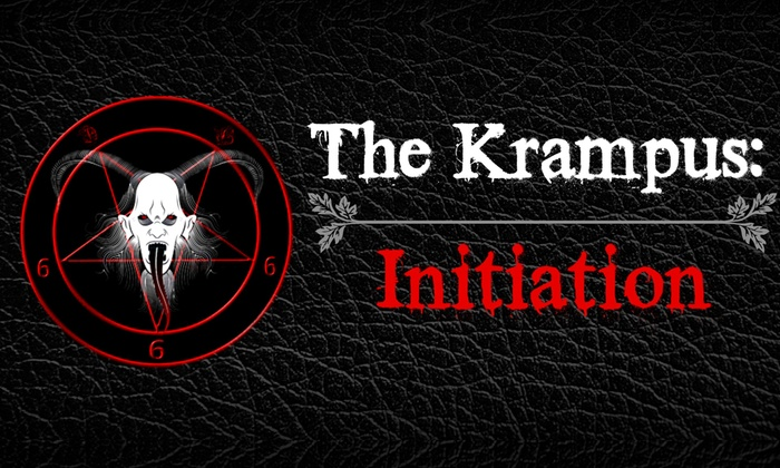 The Abyss Theatre - Wilton Manors: The Krampus: Initiation at The Abyss Theatre