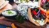 Skorpios Restaurant - Huntington: $10 For $20 Worth Of Greek & Mediterranean Cuisine