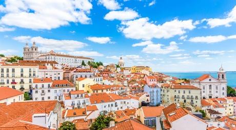 ✈ PORTUGAL   Lisbonne - Alma Lusa Baixa 4* - Centre ville