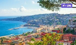 ✈ Naples - Hotel Tiempo 3* Napoli