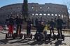 Tour di Roma in Segway di 2 ore intorno al Colosseo