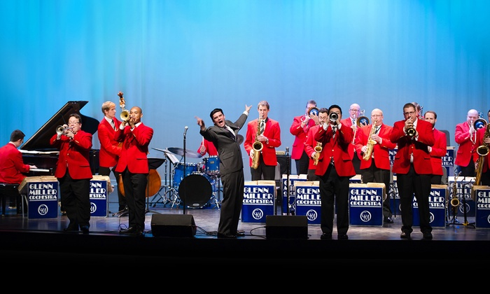 Mayo Performing Arts Center - Mayo Performing Arts Center: Glenn Miller Orchestra With The Diamonds at Mayo Performing Arts Center