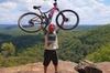 Unique Mountain E-Bike (electric) Blue Labyrinth Tour - Sydney Blue...