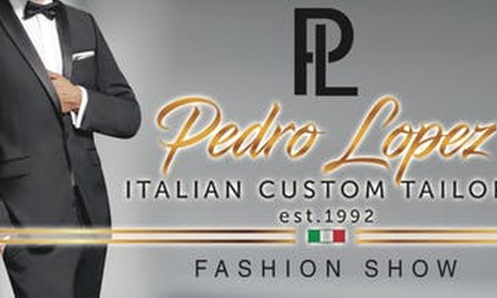 Pedro Lopez 2019 Collection Fashion Show - Friday, Nov 30, 2018 / 7:00pm