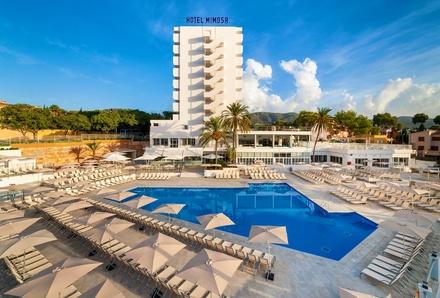 ✈ MALLORCA | Palmanova Hotel Globales Mimosa 4* Family friendly