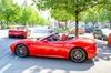 Ferrari California Turbo: Prova su Strada