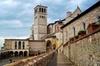 Tour a piedi privato di un giorno ad Assisi e Spello