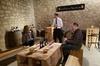 Recorrido de cata de vinos de La Rioja desde San Sebastián