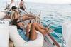 Experiencia en barco Corona Sunset Beats