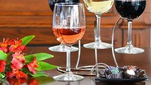 Sweet Decadence Wine and Chocolate Bar: Wine & Chocolate Pairing