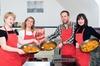 Paella, tortilla y sangría tradicional Clase de cocina