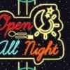 """Open All Night"" - Sunday December 11, 2016 / 7:30pm"
