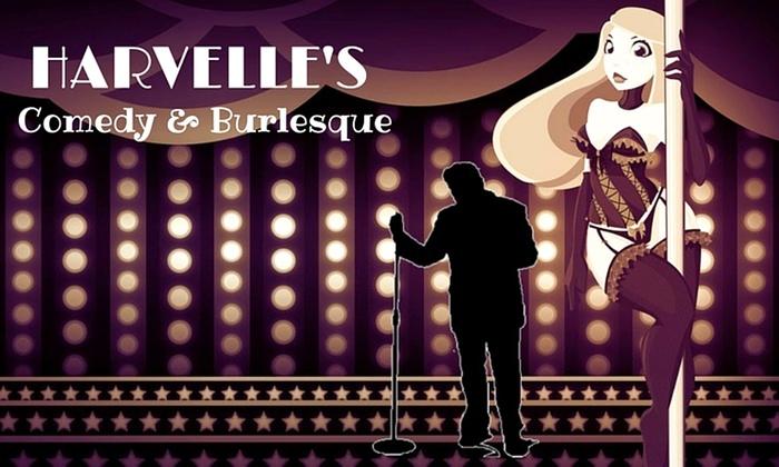 Harvelle's Long Beach - Downtown Long Beach: Harvelle's Underground Comedy & Burlesque