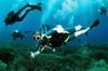 Bautismo de buceo en Ibiza