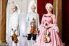 Ein Abend im Schloss Charlottenburg mit Konzert des Berliner Reside...