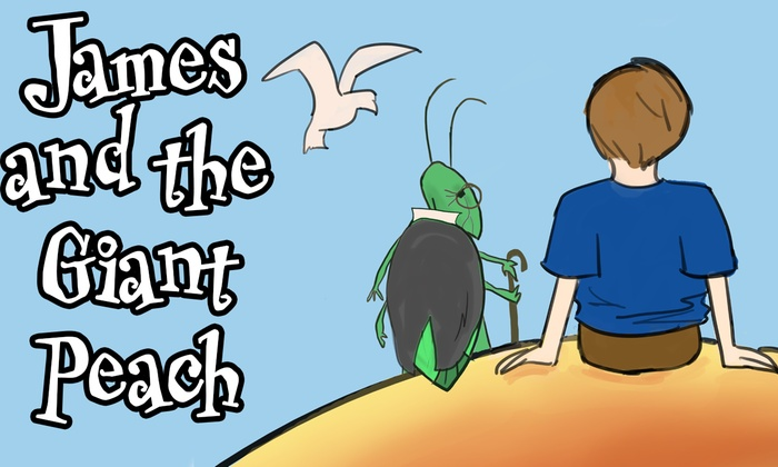 Patio Playhouse - Central Escondido: James and the Giant Peach at Patio Playhouse