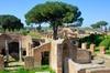 Gita per piccoli gruppi di un giorno di Ostia Antica da Roma in treno