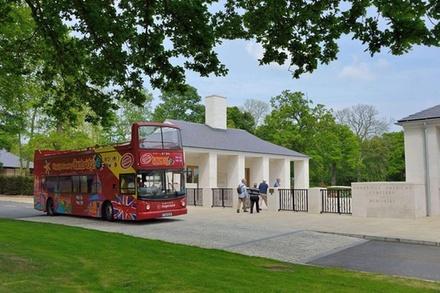 City Sightseeing Cambridge Bus Tour