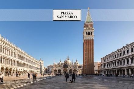 Deal Tour & Giri Turistici Groupon.it Tour a piedi di Piazza San Marco e del centro storico