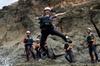 Experiencia de coasteering en Gran Canaria