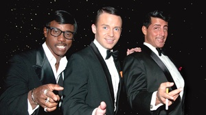 Pabst Theater : The Rat Pack Is Back at Pabst Theater