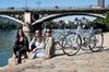 Alquiler de bicicleta de ciudad en Sevilla
