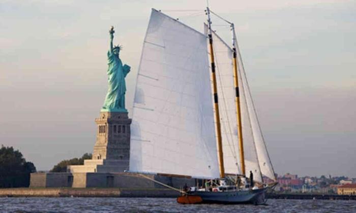 Schooner America 2.0 Brunch Sail