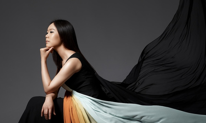Visual and Performing Arts Center, De Anza College - Cupertino: Pianist Yeol Eum Son at Visual and Performing Arts Center, De Anza College